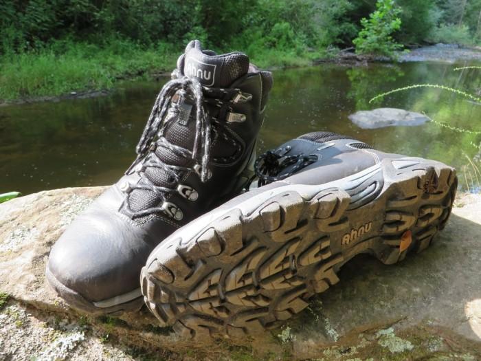Ahnu boots 2