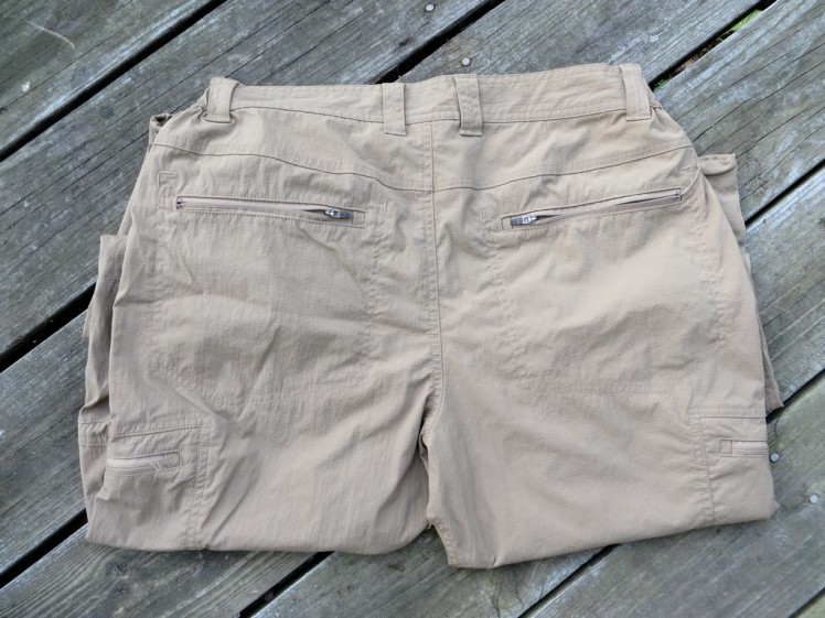 LL Bean No fly Zone Pants3