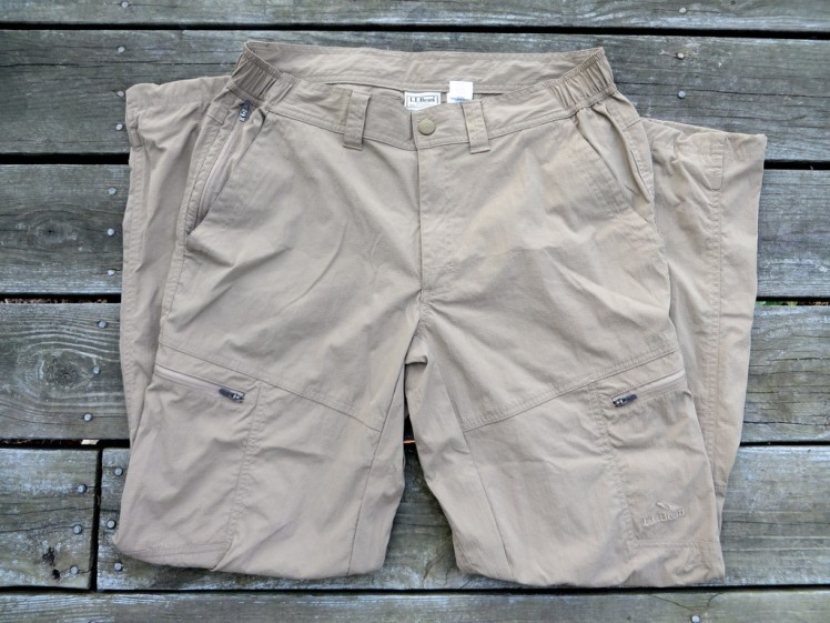 LL Bean No fly Zone Pants4