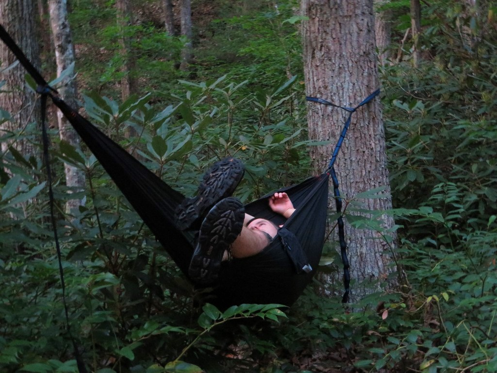Grand Trunk Nano 7 Hammock Review Treelinebackpacker