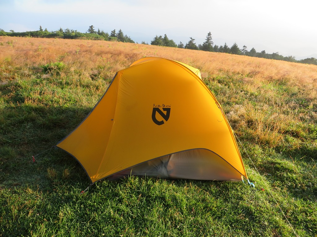 Nemo Blaze 2p Review & Nemo Blaze 2p Review u2013 TreeLineBackpacker