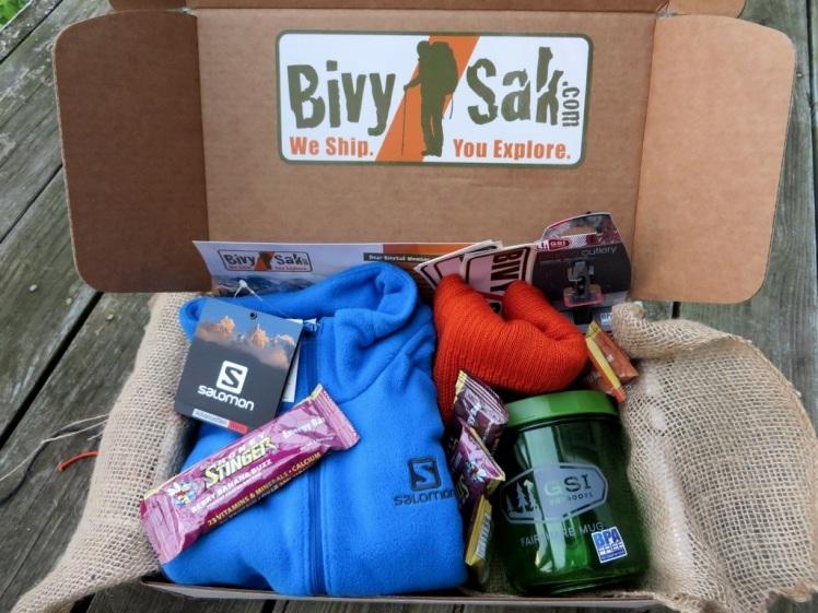 Bivy Sak Month 1