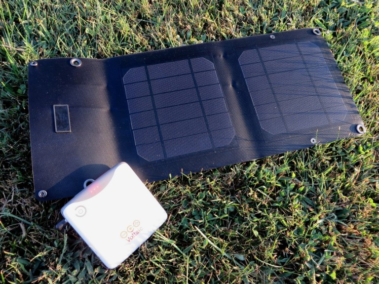 Voltaic Systems Arc 8W solar charger