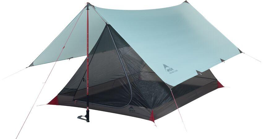 MSR Thru Hiker Mesh House 2  sc 1 st  TreeLineBackpacker & MSR Thru-hiker Mesh House 2 Preview (Tents designed for Thru ...
