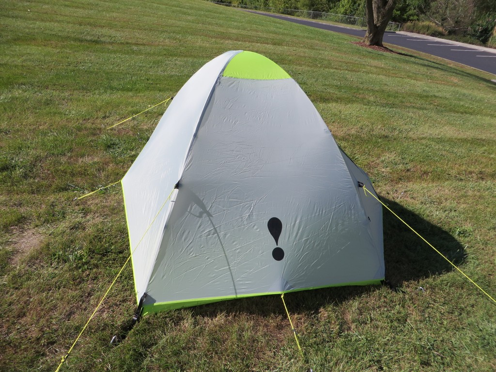 The interior is surprisingly roomy for a tent without a crossbar. The walls stand tall the and peak height is tall enough that two average c&ers can ... & Eureka Midori 2 Review | TreeLineBackpacker