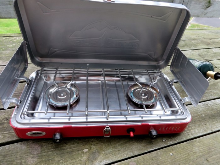 Camp Chef Everest Two Burner Stove