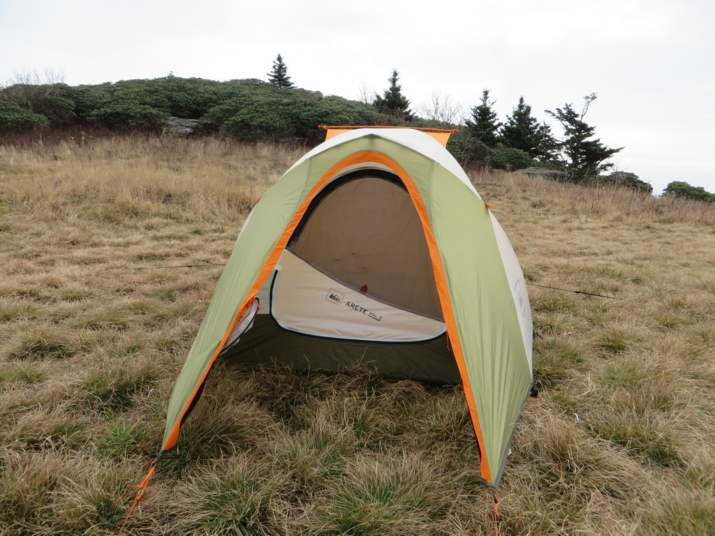 REI Arete 2 ASL Backpacking Tent Review & REI Arete ASL 2 Review | TreeLineBackpacker