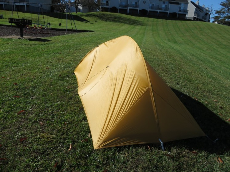 Big Agnes Slater Ul2 + Review
