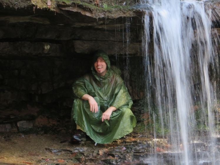 Exped Pack Poncho UL Waterfall