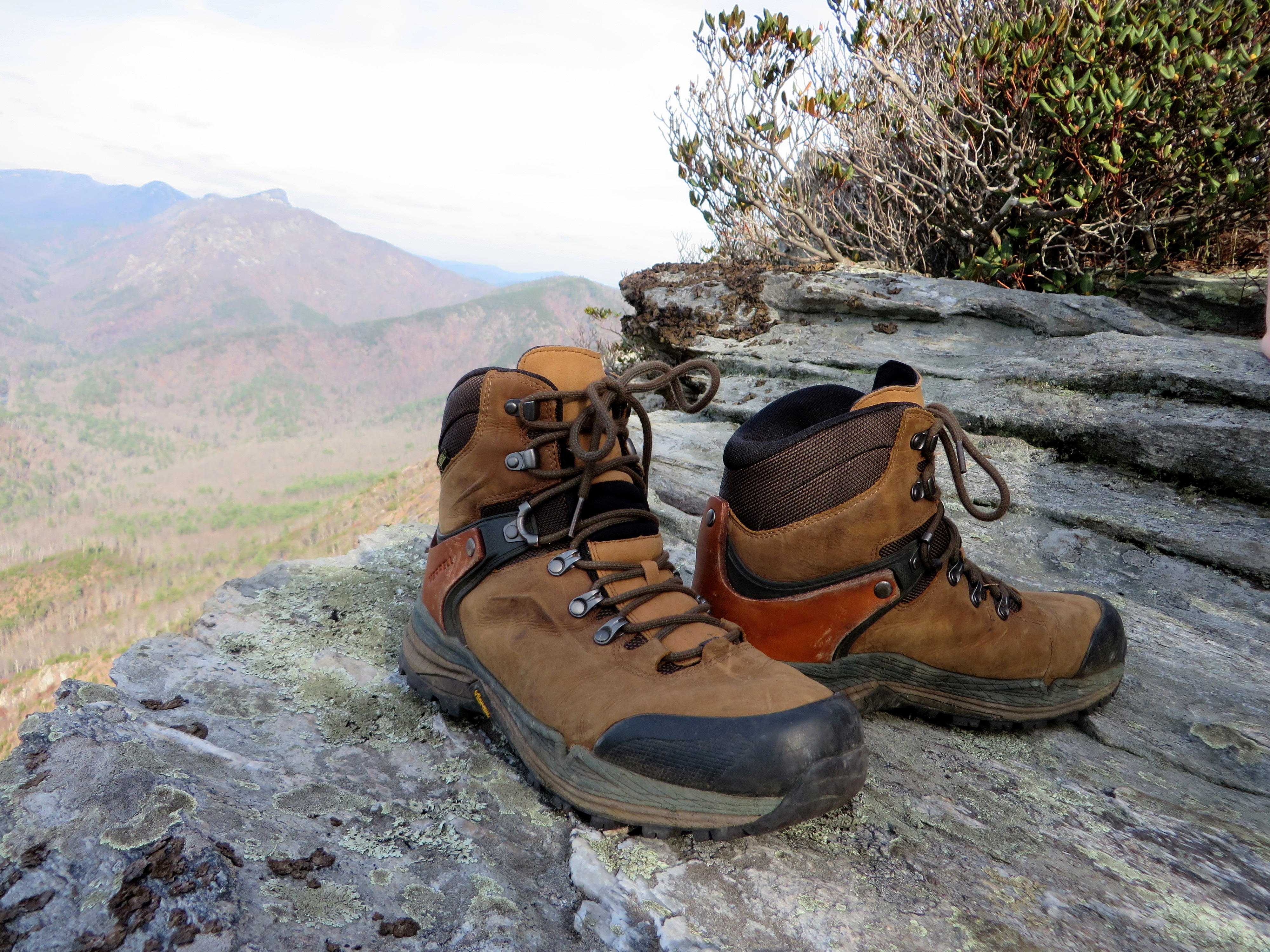 4962d89195d98f Merrell Phaserbound Mens Waterproof Backpacking Boots Camping & Hiking  Clothing