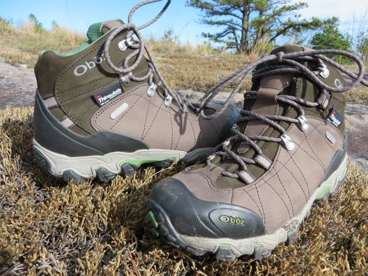 Oboz Bridger Insulated Boots (2)