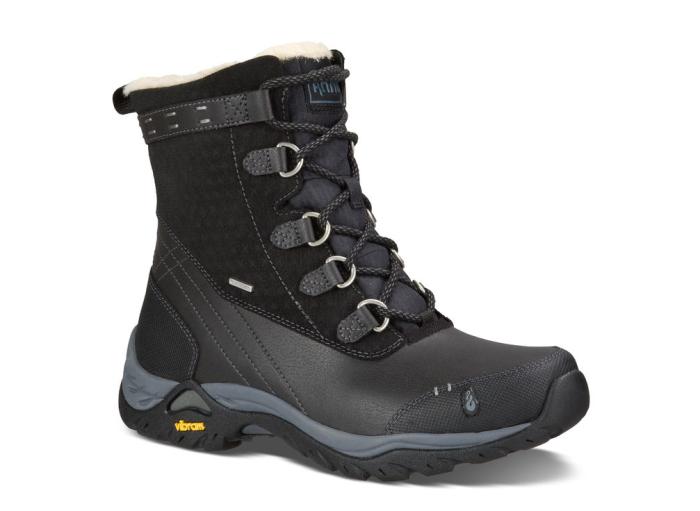 Ahnu Twain Harte Winter Hiking boots review