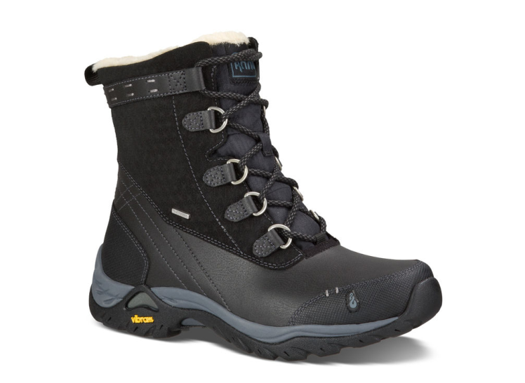 Ahnu Twain Harte Winter Hiking boots review