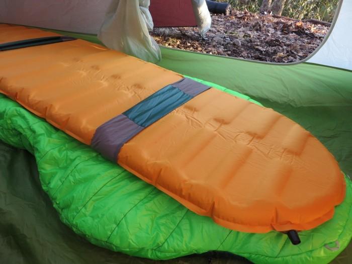 Thermarest Centari Sleeping Bag Review | TreeLineBackpacker