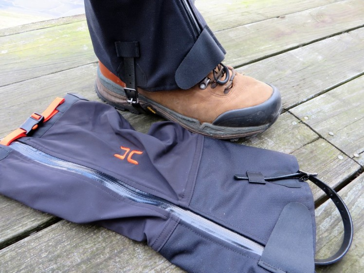 Hillsound Armadillo LT Gaiters review