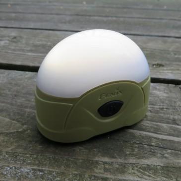 Fenix CL20 Lamp Review