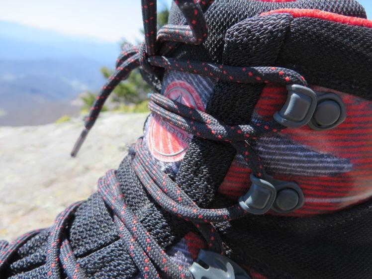 LA Sportiva Trango TRK GTX Boots lace