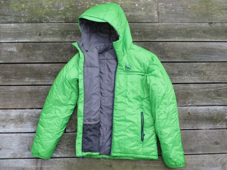 Big Agnes Dunkley Belay Jacket