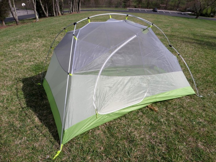 Big Agnes Rattlesnake SL2 mtn GLO top off