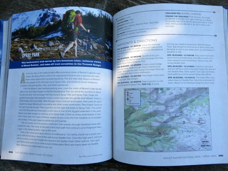 Backpacker National Parks Coast to Coast