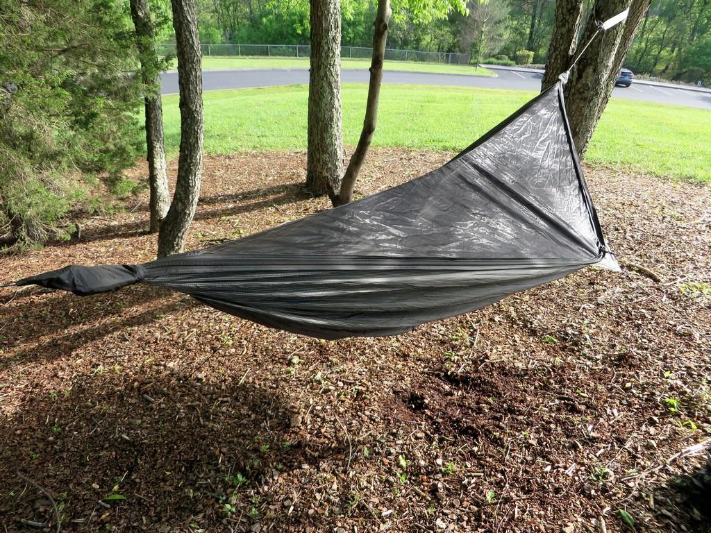 hennessy hammock deep jungly asym xl hennessy deep jungle asym zip hammock xl review   treelinebackpacker  rh   treelinebackpacker