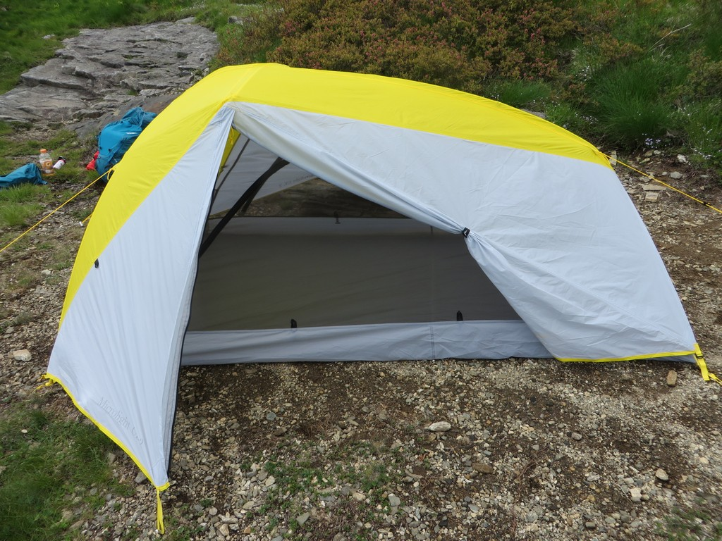 L.L.Bean Micro light UL2 & L.L.Bean Microlight UL 2 Review | TreeLineBackpacker