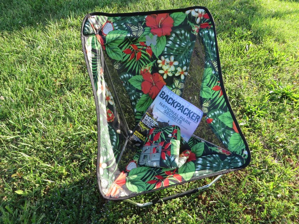 Alite Mayfly Chair Review TreeLineBackpacker