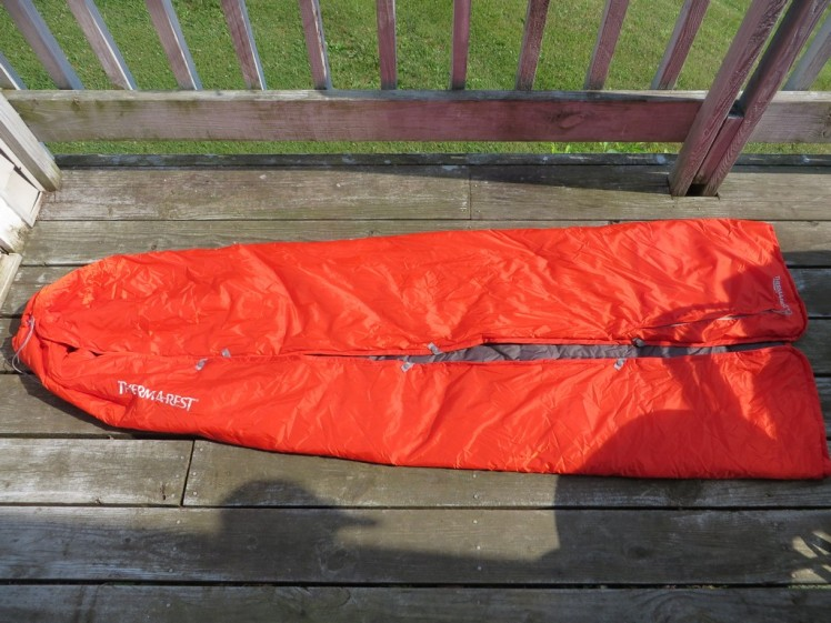 Thermarest Proton Blanket