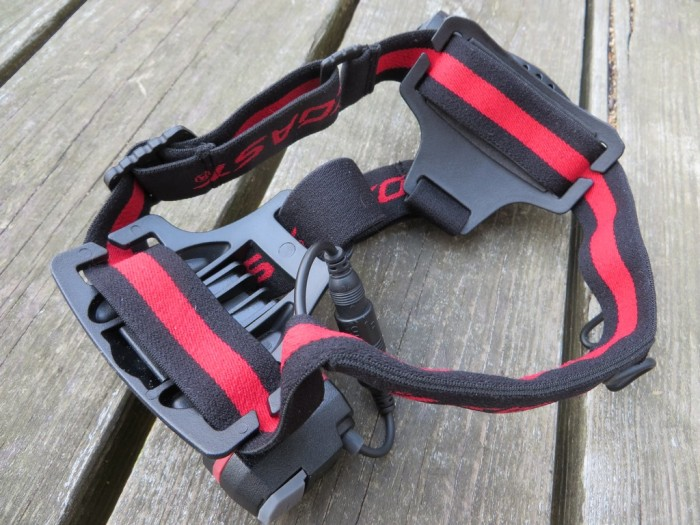 Coast HL8R Rechargeable Headlamp