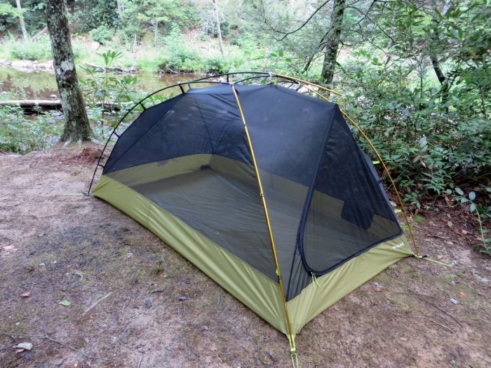 Montbell Thunderdome 2 tent