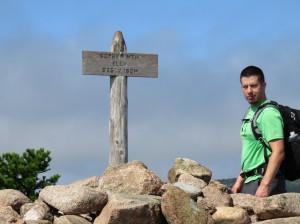 Acadia National Park Gorham Trail