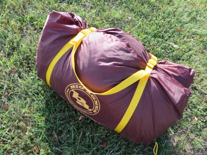 Big Agnes Tensleep Station 4 carry sack