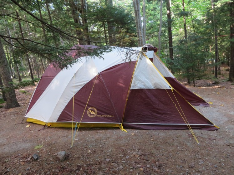 Big Agnes Tensleep Station 4 review