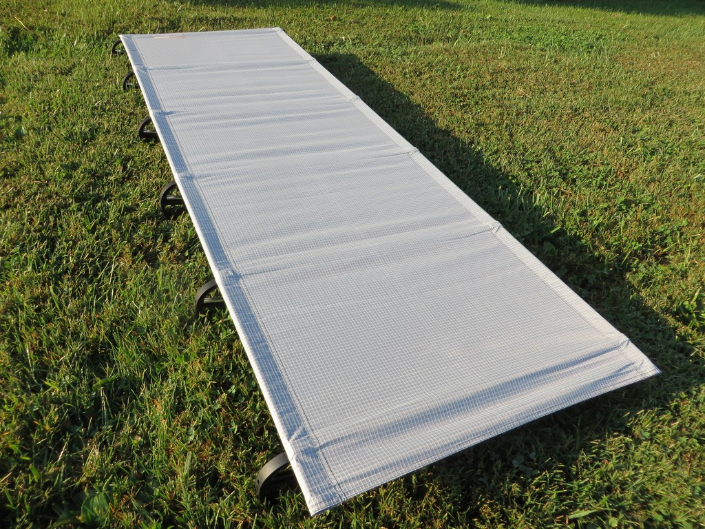Thermarest Luxurylite Ultralite Cot Review