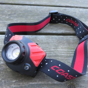 Coast FL75R Headlamp