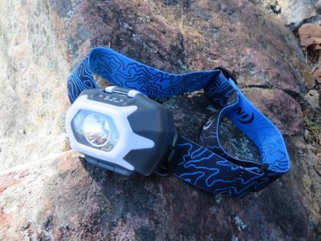 Inova STS Powerswitch Dual Power Rechargeable Headlamp