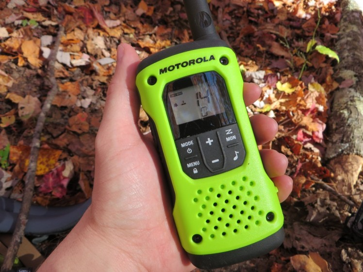 Motorola Solutions Talkabout T600