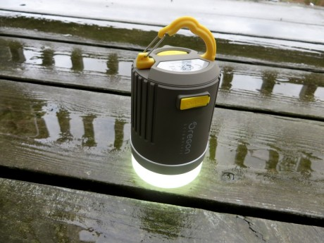 Oregon Scientific Camping Lantern