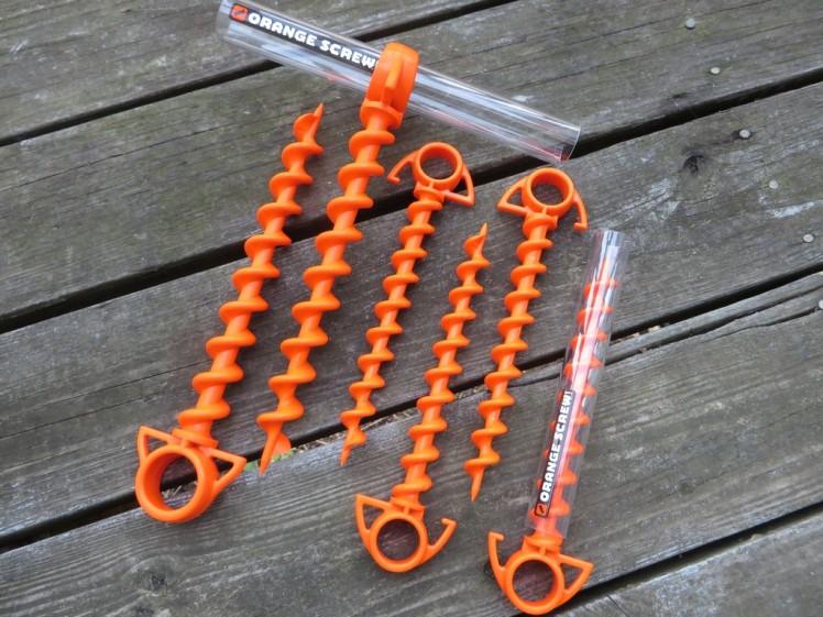 Orange Screw