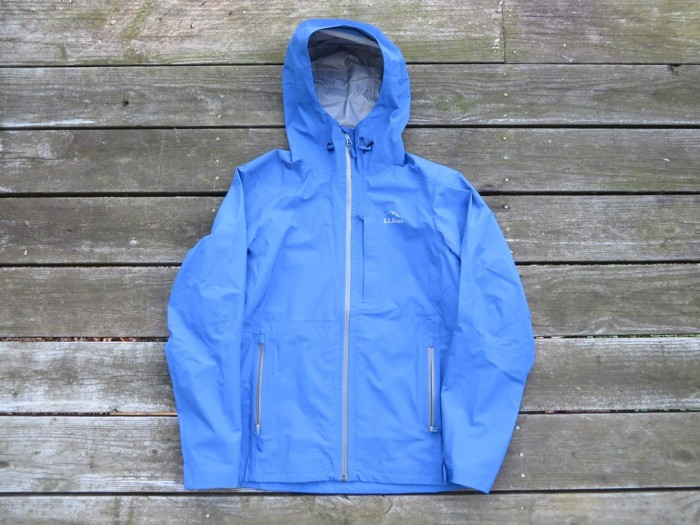 L.L.Bean Tek 02 Rain Jacket Review