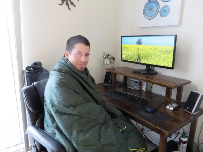 Rumpl Down Blanket