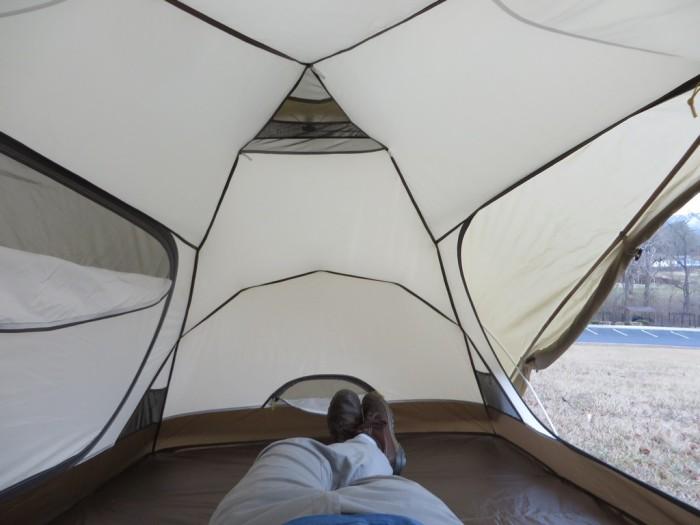 SlumberJack In-Season 2 tent