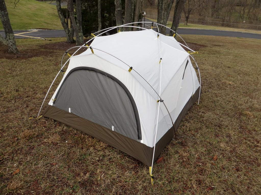 SlumberJack In-Season 2 tent & SlumberJack In-Season 2 Tent Review | TreeLineBackpacker