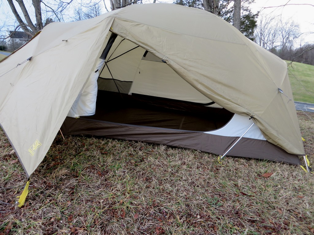 SlumberJack In-Season 2 tent & SlumberJack In-Season 2 Tent Review | TreeLineBackpacker