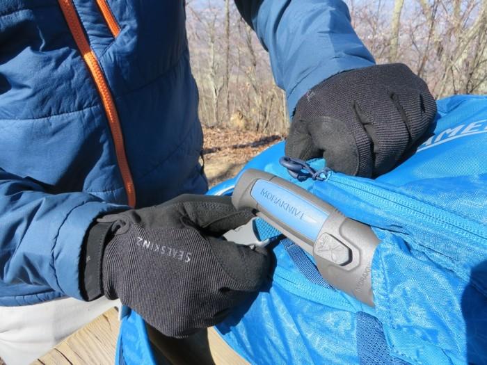 Seal Skin Gloves