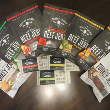 Country Archer Jerky