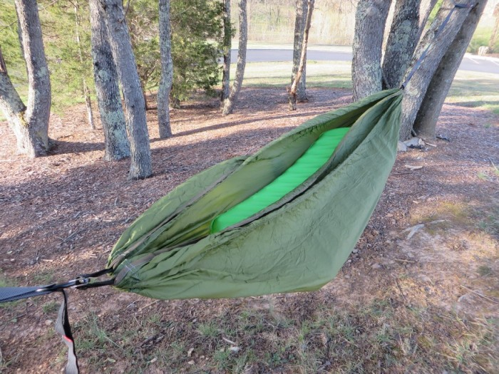 Grand Trunk One Made Double Hammock