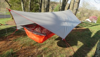 Eno Skyloft Hammock Review Treelinebackpacker