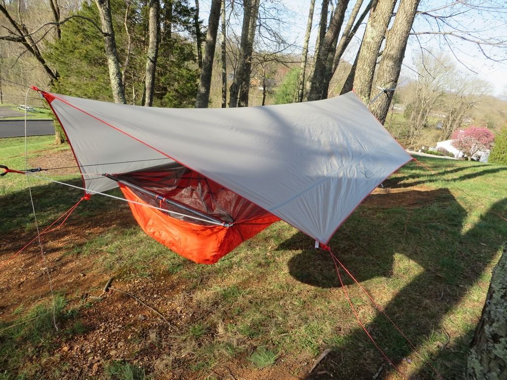 REI Quarter Dome Hanging Tent (IMG 6) & REI Quarter Dome Hanging Tent Review | TreeLineBackpacker
