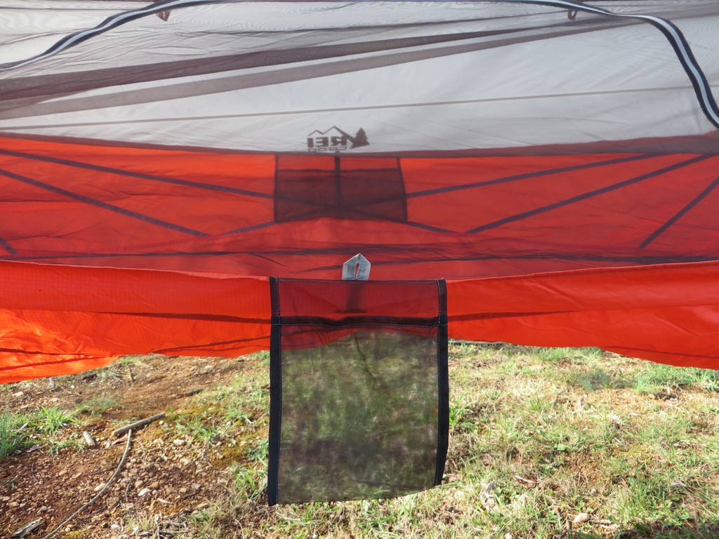 REI Quarter Dome Hanging Tent (IMG 9) & REI Quarter Dome Hanging Tent Review | TreeLineBackpacker
